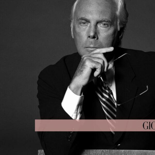 Giorgio Armani: l'icona dello stile