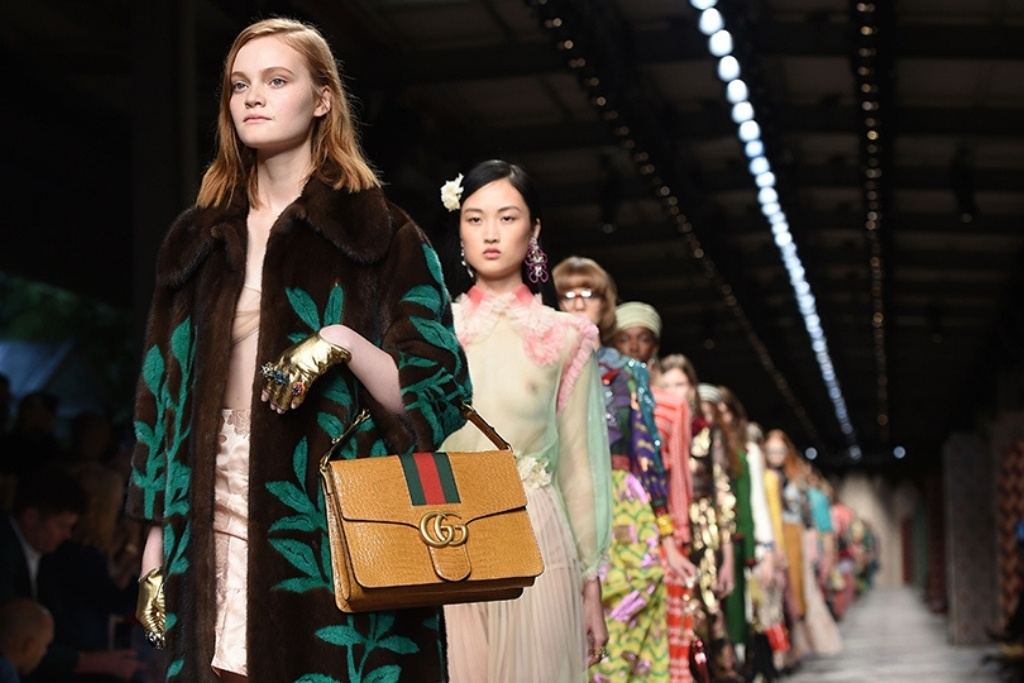 Gucci: la strategia Ecosostenibile
