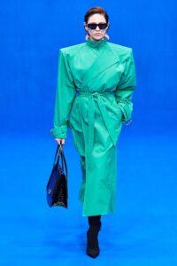 Balenciaga- il titanio della Moda_sfilata